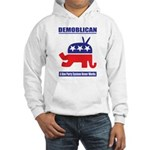 Demoblican Hooded Sweatshirt