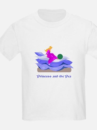 Princess and the pea  T-Shirt