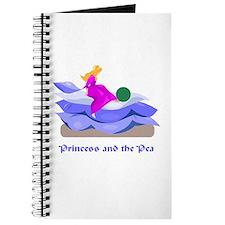 Princess and the pea Journal