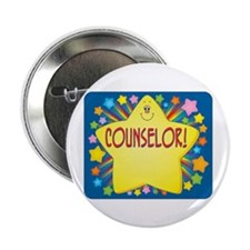 "Star Counselor 2.25"" Button"