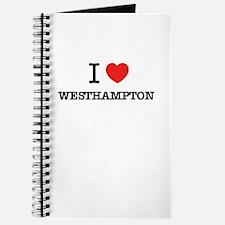 I Love WESTHAMPTON Journal