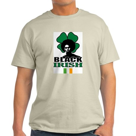Black Irish Light T-Shirt