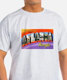Atlanta Georgia Greetings T-Shirt