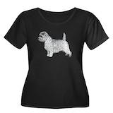 Cairn terrier Short sleeve