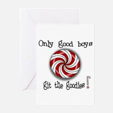 Cute Goodies Greeting Cards (Pk of 20)
