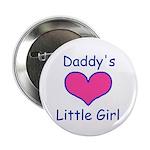 DADDYS LITTLE GIRL Button