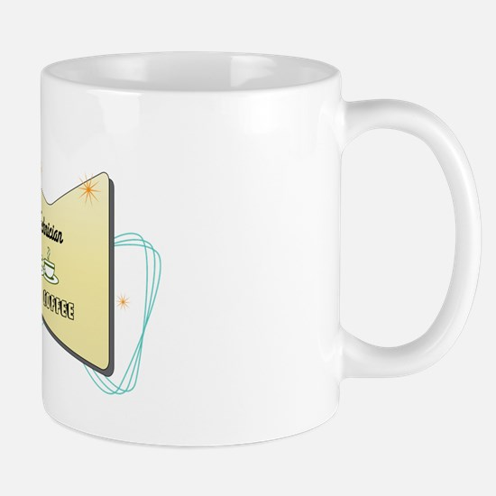 Instant X-Ray Technician Mug