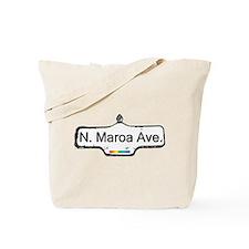 N. Maroa Ave. Tote Bag