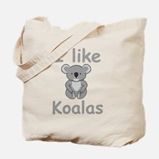 Cute Austraila Tote Bag