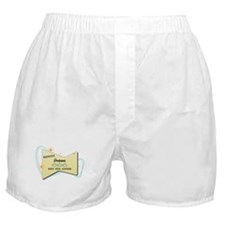 Instant Woodcarver Boxer Shorts