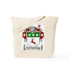 Doherty Coat of Arms Tote Bag