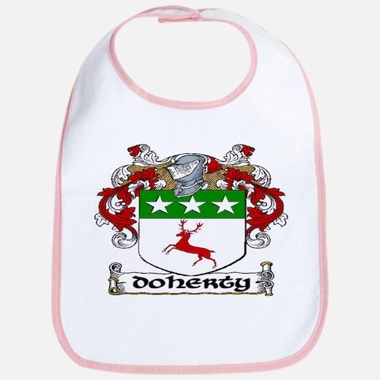 Doherty Coat of Arms Bib