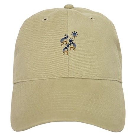 Three Kokopelli #52 Cap