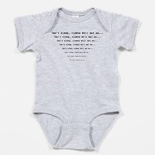 Funny Eat Baby Bodysuit