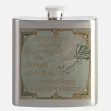 Harvest Moons Love & Courage Flask