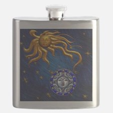 Harvest Moons Sun & Moon Flask