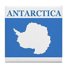 Antarctica Tile Coaster