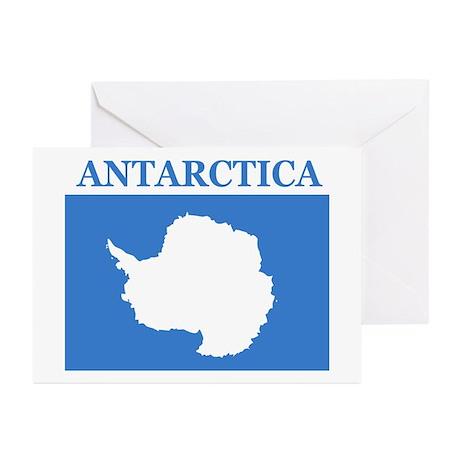 Antarctica Greeting Cards (Pk of 10)