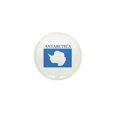 Antarctica Mini Button