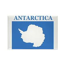 Antarctica Rectangle Magnet (10 pack)