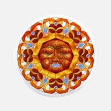 Harvest Moons Serene Sun Button