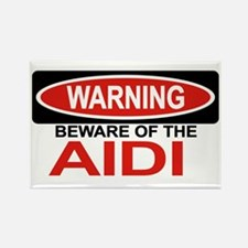 AIDI Rectangle Magnet (10 pack)
