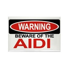 AIDI Rectangle Magnet (100 pack)