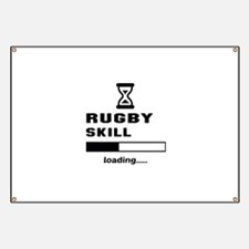Rugby skill loading.... Banner