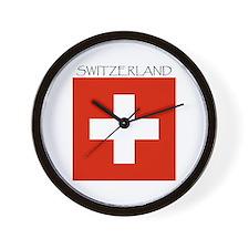 Switzerland Products Wall Clock
