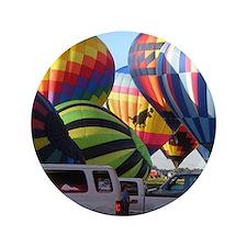 """Balloon Festival 3.5"""" Button"""