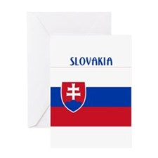 Slovakia Products Greeting Card