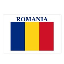 Romania Products Postcards (Package of 8)