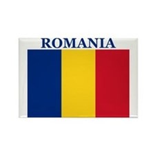 Romania Products Rectangle Magnet