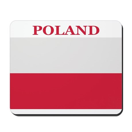 Poland Products Mousepad