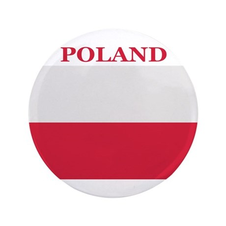"Poland Products 3.5"" Button"