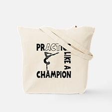 PRACTICE (both sides) Tote Bag