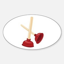 Plungers Decal