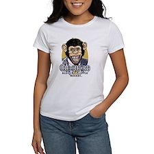 A Chimpanzee Ain't NO Monkey Tee