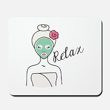 Relax Spa Beauty Mousepad