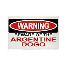 ARGENTINE DOGO Rectangle Magnet (100 pack)