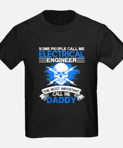 ELECTRICAL ENGINEER DADDY T-Shirt
