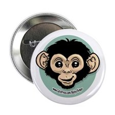 Baby Chimps Button
