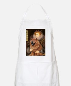 Queen / Chow (red) Apron