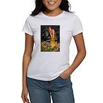Fairies / Chow #1 Women's T-Shirt