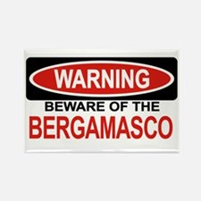 BERGAMASCO Rectangle Magnet