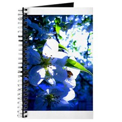 Apple Blossom Blues Journal