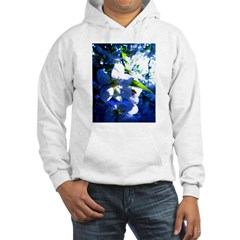 Apple Blossom Blues Hoodie