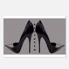 Sexy Stiletto's Postcards (Package of 8)