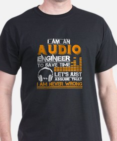 Unique Audio T-Shirt