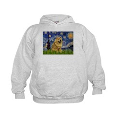 Starry / Chow #! Hoodie